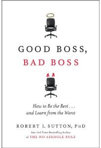 Good Boss, Bad Boss