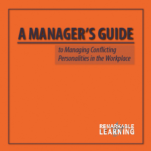 manager's guide to managing conflict
